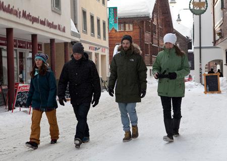 The North Face - kolekcja zimowa