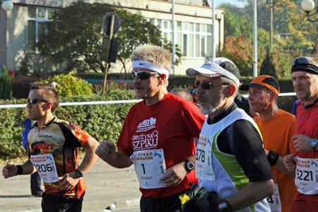 Poznań Maraton im. Macieja Frankiewicza