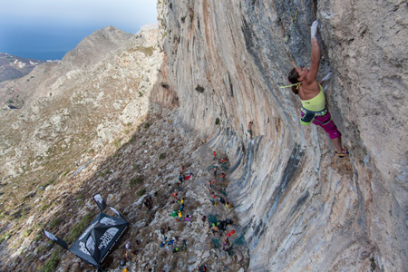 The North Face® Kalymnos Climbing Festival 2012  (fot. The North Face/Damiano Levati)