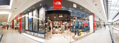 wylot online klasyczne dopasowanie nowy styl Otwarto pierwszy firmowy sklep The North Face w Krakowie ...