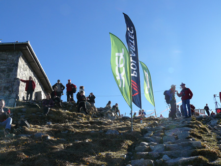 Polartec® Alpin Sport Tatrzański Bieg Pod Górę - meta biegu (fot. 4outdoor.pl)