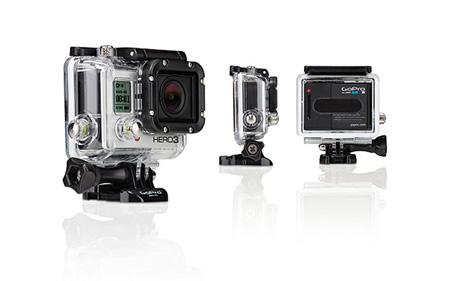 GoPro, kamera Hero 3 Black