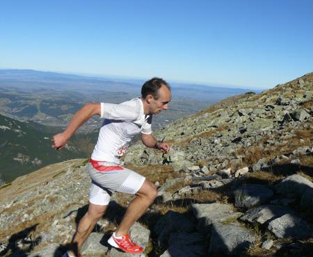 Polartec® Alpin Sport Tatrzański Bieg Pod Górę - Marcin Świerc - miejsce trzecie, z czasem 52:50 (fot. 4outdoor.pl