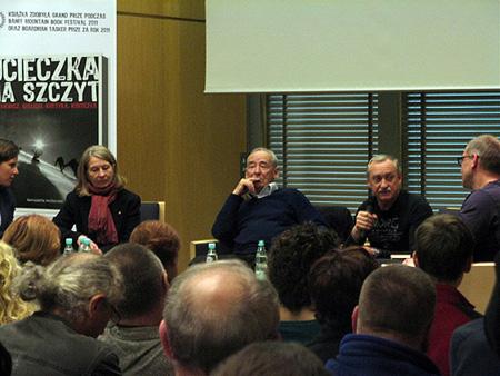 Spotkanie w Agorze (fot. goryonline.com)
