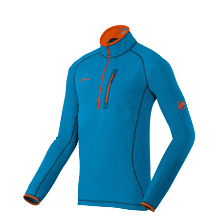 Mammut, bluza Eiswand Zip Pull Light