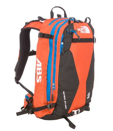 The North Face, plecak Patrol 24 ABS