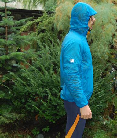 Gale Force Jacket po deszczowym i wietrznym treningu (fot. 4outdoor.pl)