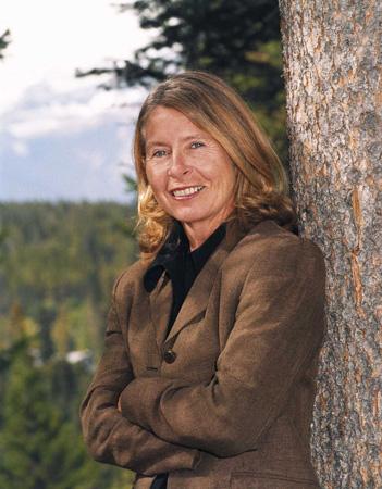 Bernadette McDonald (fot. The Banff Centre)