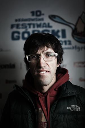 10. Krakowski Festiwal Górski, Hansjor Auer (fot. Adam Kokot/KFG)