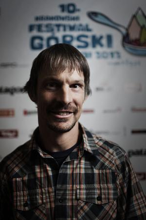 10. Krakowski Festiwal Górski, Steve House (fot. Adam Kokot/KFG)