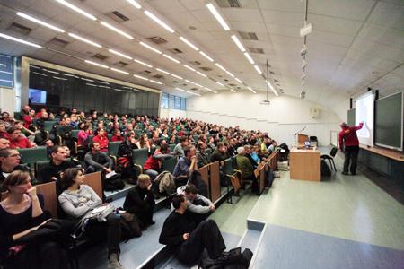 Warsztaty na 9. KFG (fot. Adam Kokot/KFG)