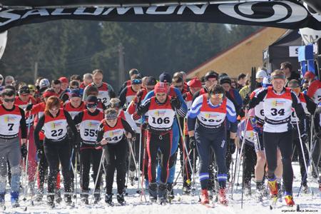 Czas startować. Pierwszy bieg w tegorocznym Salomon Nordic Sunday już w niedzielę 16 grudnia (fot. Stacja Jakuszyce)