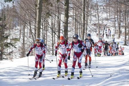 Ubiegłoroczne zawody Polar Sport Skitour im. Basi German