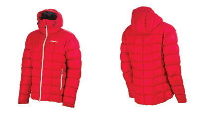Berghaus, kurtka Popena Hooded Down Jacket