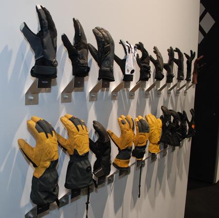 ISPO MUNICH 2013: nowa kolekcja rękawic marki Black Diamond (fot. 4outdoor)