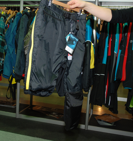 Targi Kielce Sport-Zima 2013 - nowa kolekcja skitourowa marki Directalpine (fot. 4outdoor)