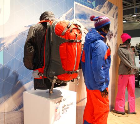 ISPO MUNICH 2013: plecak Powzilla 30 marki Mountain Hardwear (fot. 4outdoor)