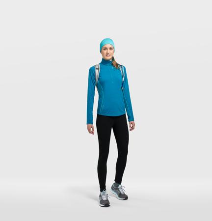 Icebreaker, bluza Dart dla kobiet