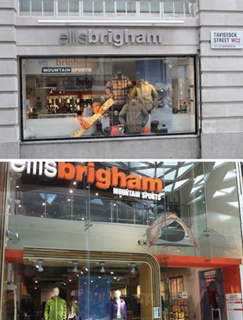 Sklepy Ellis-Brigham (fot. Ellis-Brigham)
