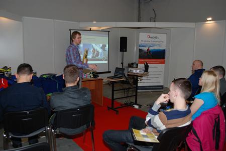 Targi Kielce Sport-Zima 2013 - szkolenie o produktach Gore-Tex (fot. 4outdoor)