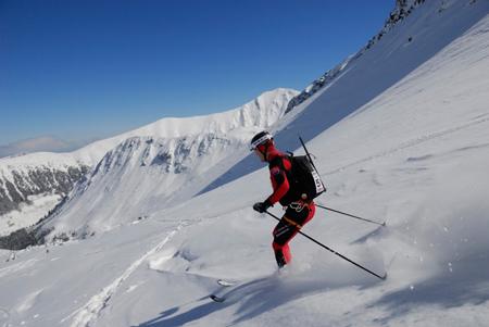 Najtrudniejsze zawody w Tatrach (fot. Monika Strojny)