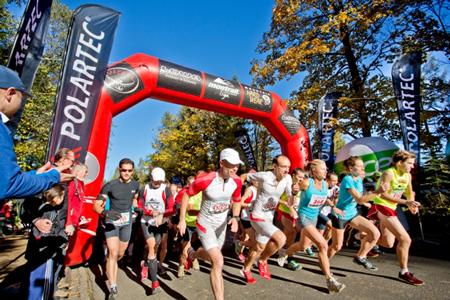 Polartec® Alpin Sport Tatrzański Bieg Pod Górę - Start (fot. Adam Brzoza/Polartec)