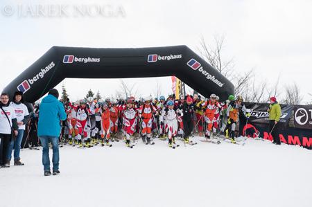 VIII Polar Sport Skitour im. Basi German (fot. Jarek Noga)