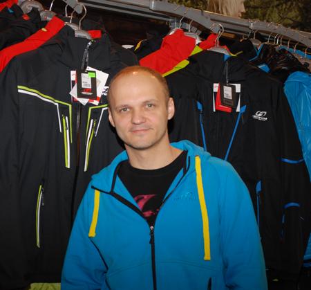 Krzysztof Kołek, właściciel firmy Outdoor Project (fot. 4outdoor)