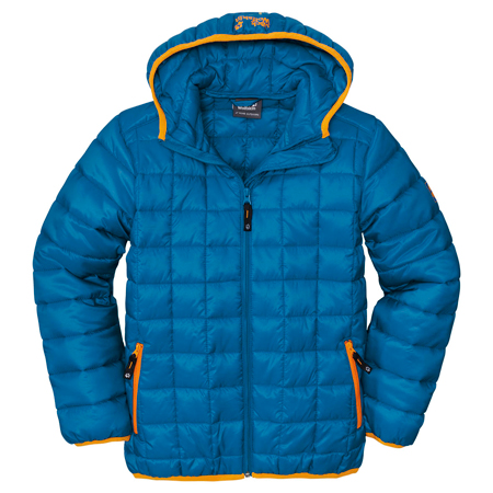 Jack Wolfskin, kurtka Boys Frostbreak Jacket
