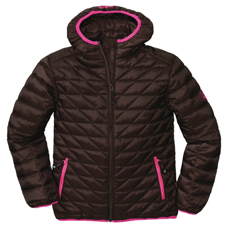 Jack Wolfskin, kurtka Girls Frostbreak Jacket
