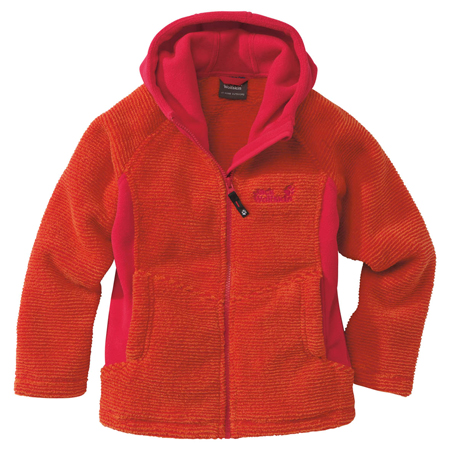Jack Wolfskin, kurtka Kids Bumble Bee Jacket