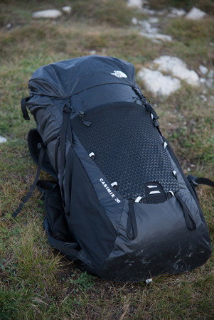 The North Face, plecak Casmir 36