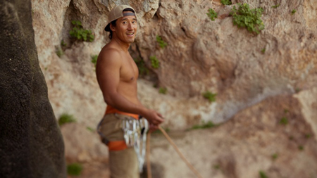 Jimmy Chin (fot. The North Face)