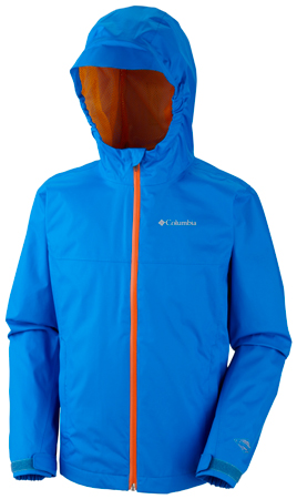 Columbi, kurtka Splash Maker II Rain Jacket