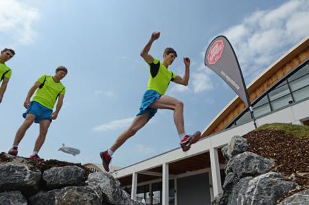 OutDoor 2013 - zawody Gore Trail Running Parocurs (fot. Messe Friedrichshafen)