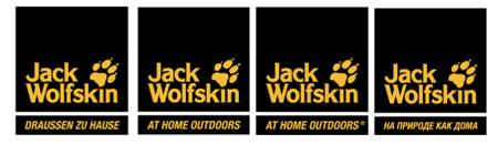 Nowe logo marki Jack Wolfskin z motto