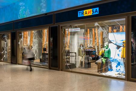 Flagowy sklep Transa w Zurichu (fot. kardorff.de)