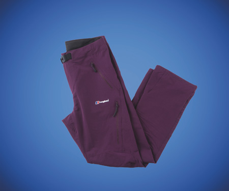 Berghaus, damskie spodnie Allalinhorn Mountain Pants