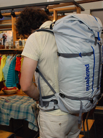 Patagonia, plecak Ascensionist Pack