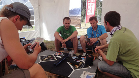 Szkolenie i prezentacja produktów outdoorowych
