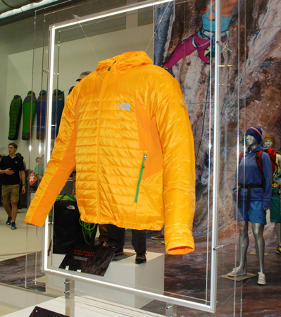 The North Face, kurtka DNP Hoodie (fot. 4outdoor)