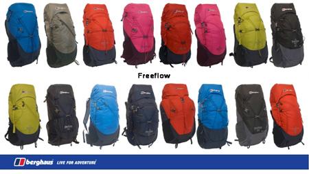 Berghaus, plecaki Freeflow