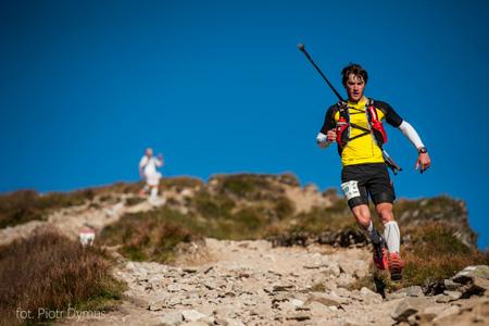 Bieg Ultra Granią Tatr 2013