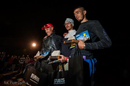 Bieg Ultra Granią Tatr 2013 - najlepsi wśród mężczyzn
