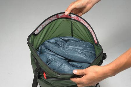 52e7d9fb0452a Wśród wyróżnionych produktów znalazł się plecak XC3 marki Pajak. Ultralekki  model przeznaczony jest do szybkiej turystyki (Light & Fast).