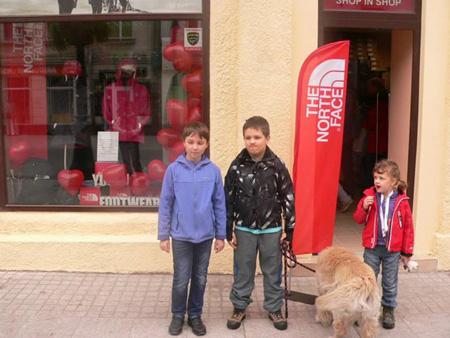 Otwarcie shop-in-shop marki The North Face w łódzkim Sklepie Turystycznym