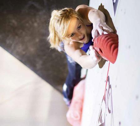 Mistrzostwa Polski w Boulderingu na 11. KFG (fot. Wojtek Lembryk/KFG)