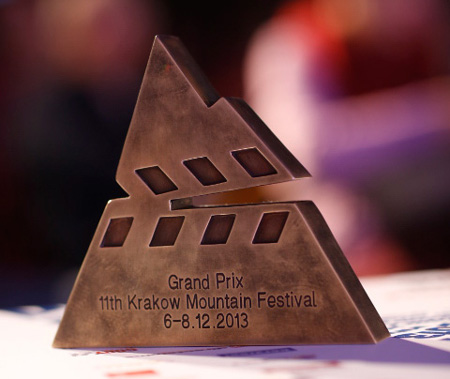 11. Krakowski Festiwal Górski - Grand Prix (fot. Wojtek Lembryk/KFG)
