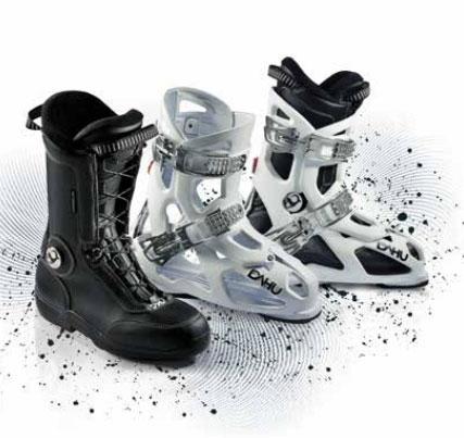 Buty narciarskie Dahu
