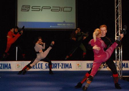 Targi Kielce Sport-Zima 2014 - pokaz nowości marki Spaio (fot. 4outdoor)